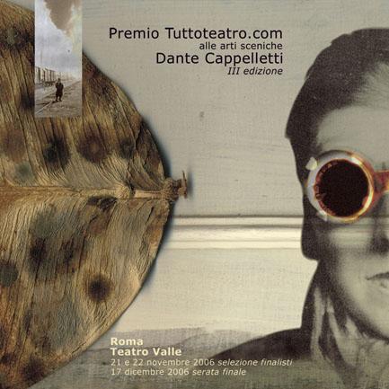 Premio Dante Cappelletti III Edizione