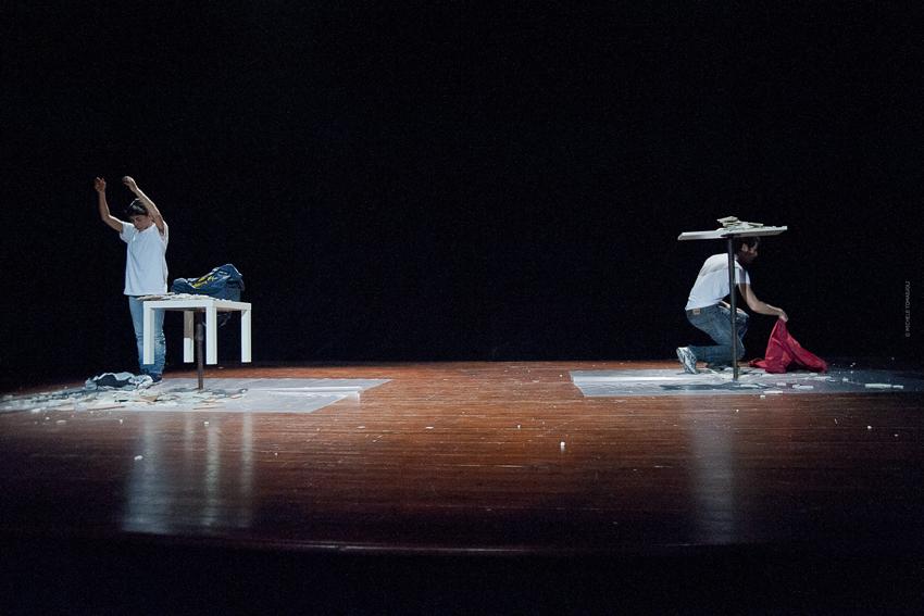 Tremori - Teatro dei Venti