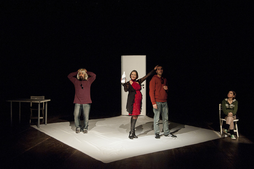 XXX Pasolini - OlivieriRavelli_Teatro