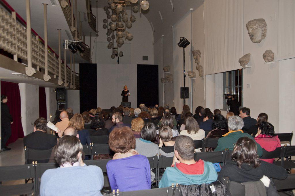 Teatro Argentina 16 dicembre 2012